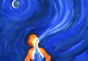 A respiração do universo