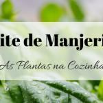 Azeite de Manjericão