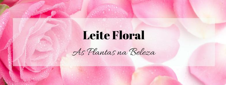 Leite Floral
