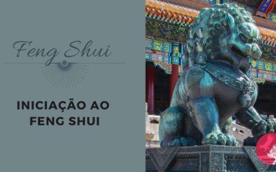 INICIAÇÃO AO FENG SHUI