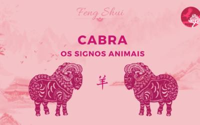 CABRA: OS SIGNOS ANIMAIS
