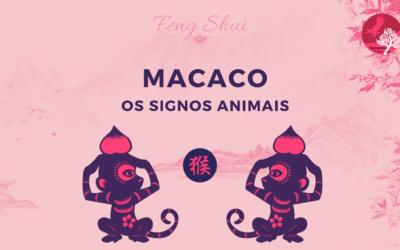 O MACACO: OS SIGNOS ANIMAIS